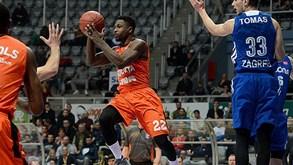 KK Zadar-Mega Bemax: Mais um desafio da ABA League