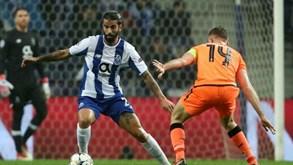 Liverpool-FC Porto: Lutar pela imagem