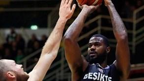 Medi Bayreuth-Besiktas: Dia de Liga dos Campeões de basquetebol