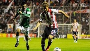 Banfield-Unión Santa Fé: Duelo entre equipas tranquilas