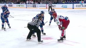 São Petersburgo-CSKA Moscovo: 'Meias' do playoff em disputa