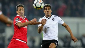 Benfica-V. Guimarães: Benfica procura pressionar rivais