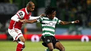 Sp. Braga-Sporting: Noite de jogo grande