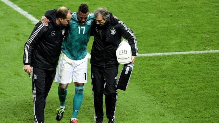 Onda de lesões afeta Bayern-Dortmund