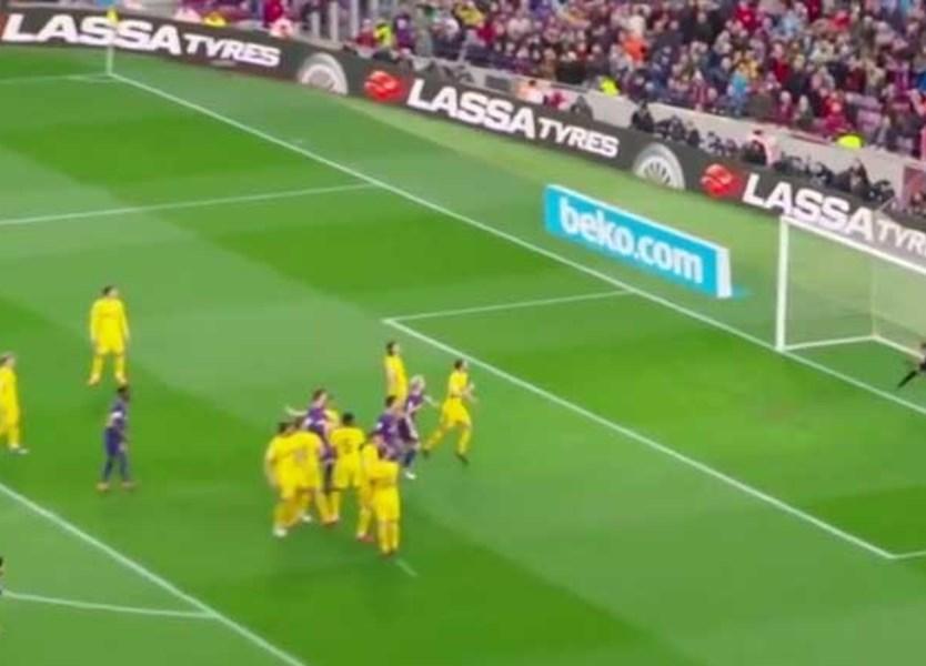 As imagens do 600.º golo da carreira de Messi - Vídeos - Jornal Record 8e9655dfc4145