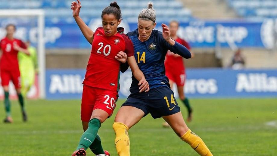 4ffaad339f Algarve Cup  Portugal defronta Noruega no Parchal devido ao mau ...