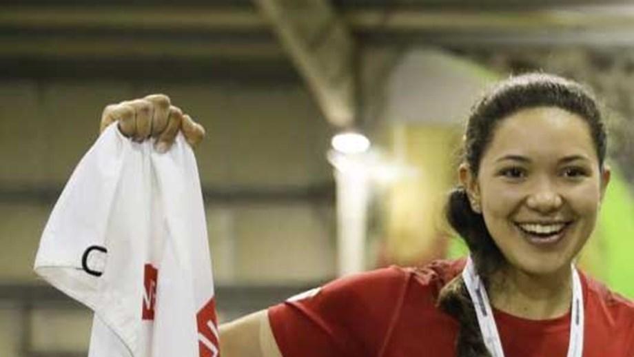 3c8c604c9b21 Eliana Bandeira em terceiro no peso sub-23 da Taça da Europa de ...