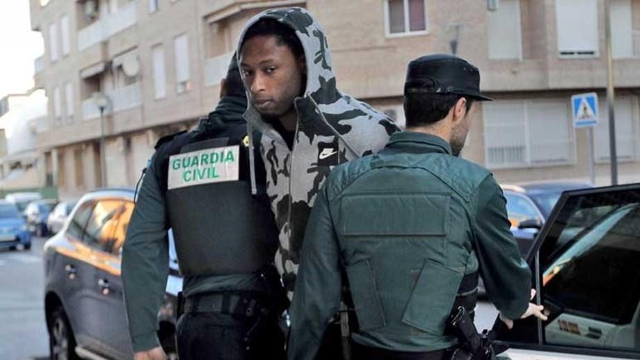 Tribunal mantém Rúben Semedo na prisão pelo perigo de repetir crime ... 09f61ea135ae2