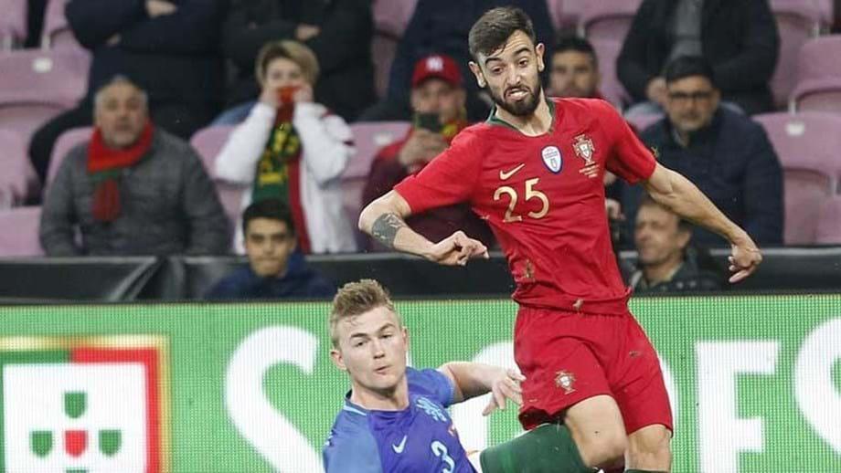 Os jogadores portugueses um a um  baralhar e... esquecer - Seleções ... d5f6317131d9e