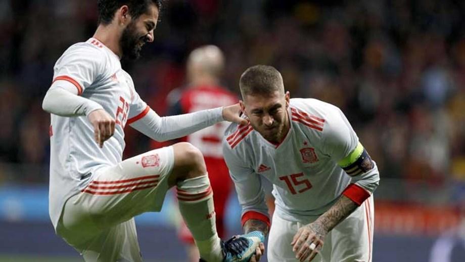 9f96309294 Sergio Ramos  «Isco é crescidinho para tomar as decisões que ...
