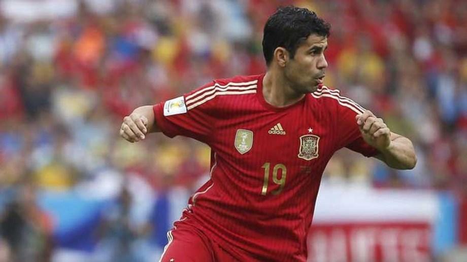Diego Costa regressa aos convocados de Espanha. Morata de fora da lista de  Lopetegui d7df1e7e35b58