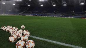 Lazio-RB Salzburgo: Austríacos tentam voltar a surpreender