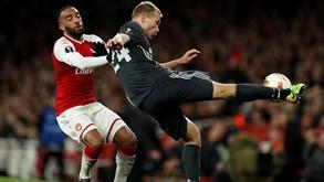 CSKA Moscovo-Arsenal: Russos tentam reviravolta épica