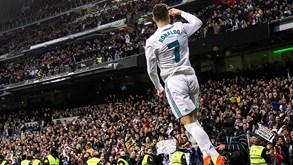 Ronaldo digno de um rei
