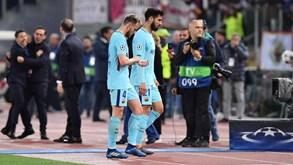 «Barcelona gastou 600 milhões em contratações e jogam os mesmos que há três anos»