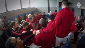 Grande reportagem: os segredos dos campeões da Europa de futsal