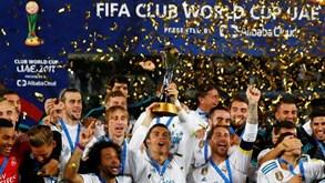 FIFA está a planear novo Mundial de Clubes com 24 equipas
