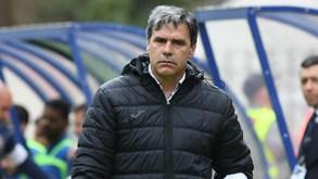 Santa Clara-Arouca, 0-0: E continua a luta pela subida...