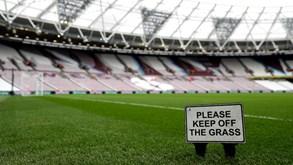 West Ham-Stoke City: Permanência como assunto de 'conversa'