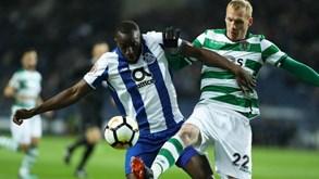 Sporting-FC Porto: O último bilhete para o Jamor