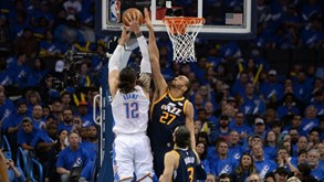 Oklahoma Thunder-Utah Jazz: Aí está o segundo duelo