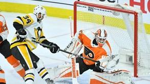 Philadelphia Flyers- Pittsburgh Penguins: Continuam os playoffs da NHL
