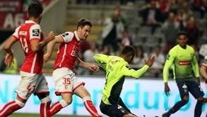 A crónica do Sp. Braga-Marítimo (2-0): Mais cócegas ao leão