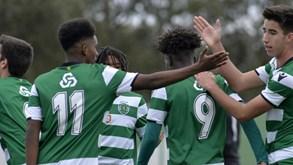 Sporting vence Belenenses por 3-0