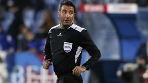 Hugo Miguel arbitra Estoril-Benfica
