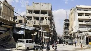 Síria: Investigadores internacionais a caminho de Douma