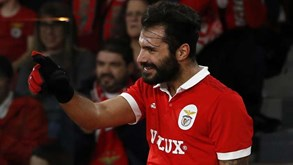 Benfica goleia Paço de Arcos (10-0) e não deixa fugir o FC Porto