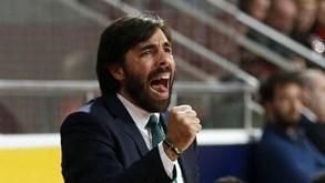 Hugo Canela: «Sporting respondeu muito bem»