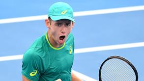 Alex De Minaur vem ao Lisboa Belém Open