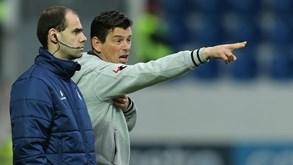Nuno Manta: «Esta equipa nunca baixa os braços»