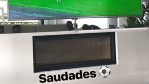 William usa o United para expressar saudades da bola