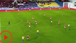Vídeo-árbitro anulou golo do empate ao Estoril