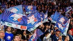 Lions Zurique-HC Lugano: Final suíça por decidir