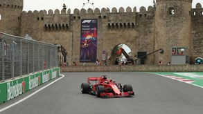 GP do Azerbaijão: Vettel conquista pole position