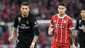 Real Madrid-Bayern Munique: O primeiro finalista da Champions é…