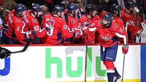 Pittsburgh Penguins-Washington Capitals: Continua a luta pelas 'meias'