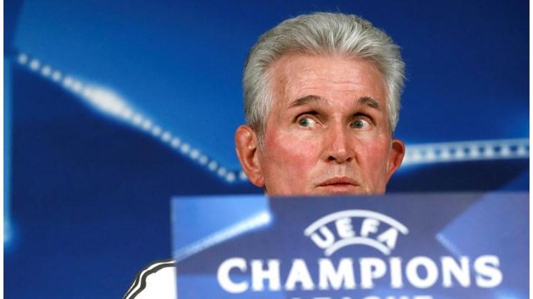 Jupp Heynckes pede mais eficácia ao Bayern para ganhar ao Real Madrid
