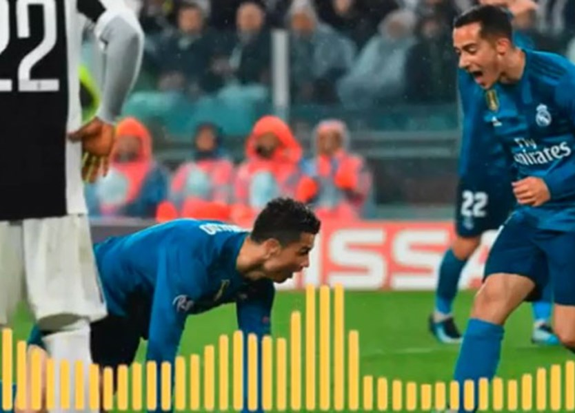 6383a5dc76 Os mais loucos relatos do golo de bicicleta de Cristiano Ronaldo - Vídeos -  Jornal Record