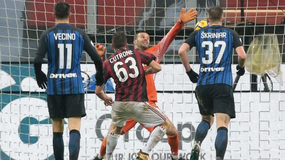 Calendario Ac Milan.Ac Milan Inter Milao Derbi Para Acertar Calendario Aposta