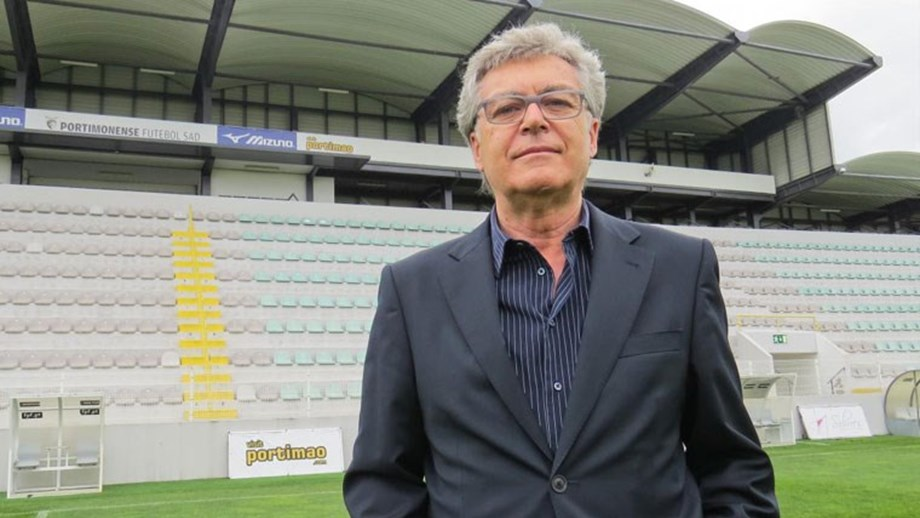 Fernando Rocha quer prosseguir obra - Portimonense - Jornal Record 5c074c5aeacb5