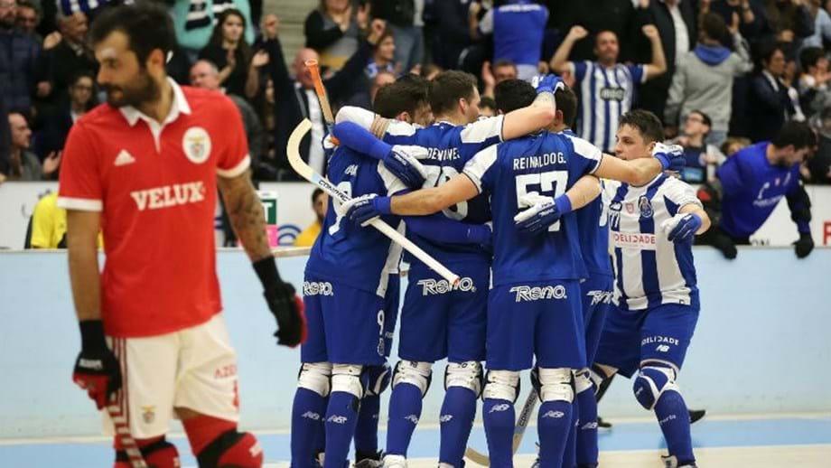 FC Porto derrota Benfica e apura-se para a final-four da Taça de ... 0b9b5e30999bb