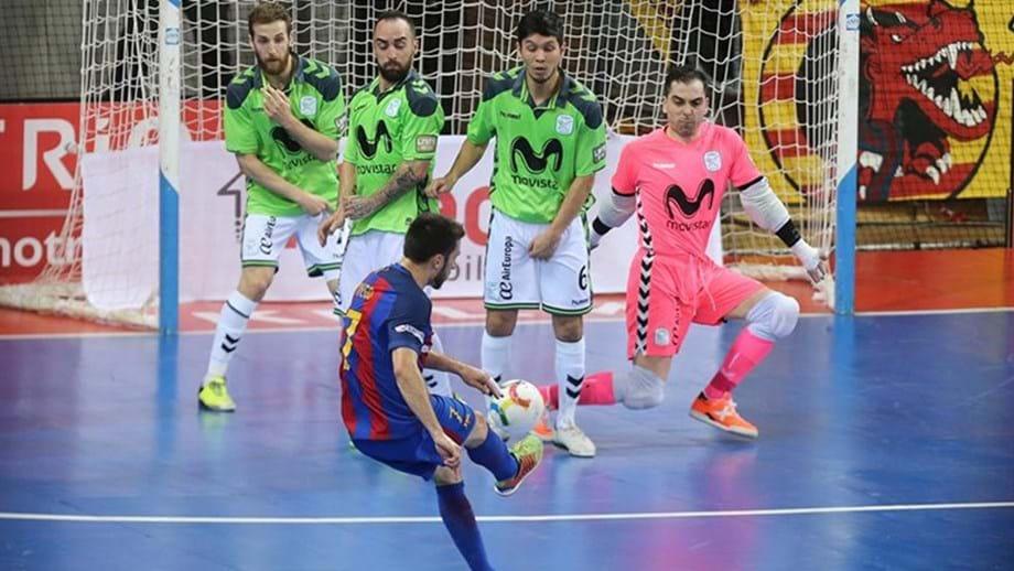 Inter Movistar-Barcelona  Por um lugar na final da UEFA Futsal Cup ... 67d46e429eabf