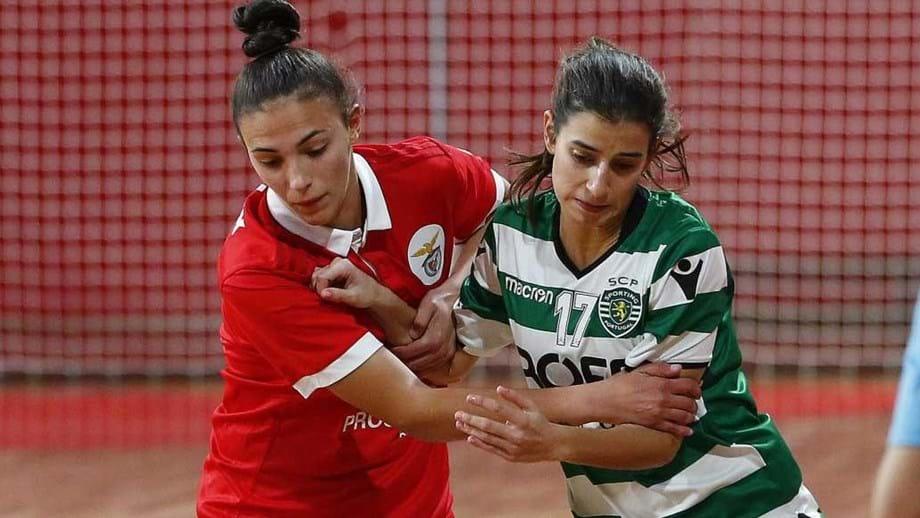 3873bbf646 Taça de Portugal futsal feminino  Benfica e Sporting encontram-se ...