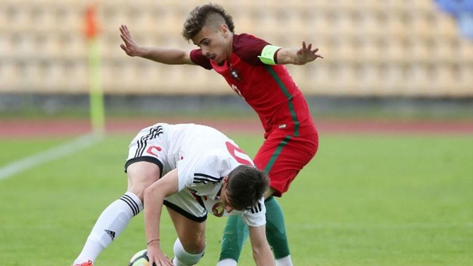 Portugal a um empate para vencer Torneio Internacional do Porto ... 2253e775ca17f