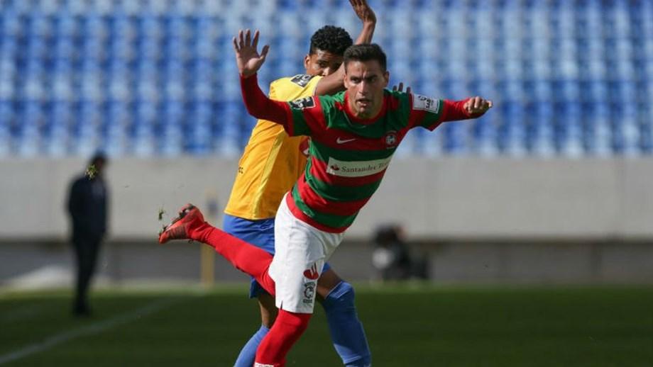 9a931c97afde9 Jorge Correa acredita na vitória frente ao FC Porto - Marítimo ...