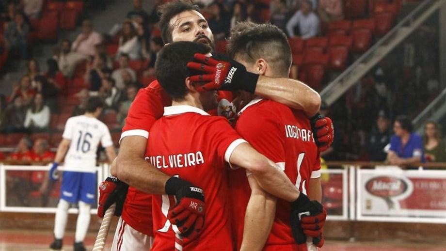5e7d47dd31b4f Benfica vence HC Braga e lidera à condição - Hóquei em Patins ...
